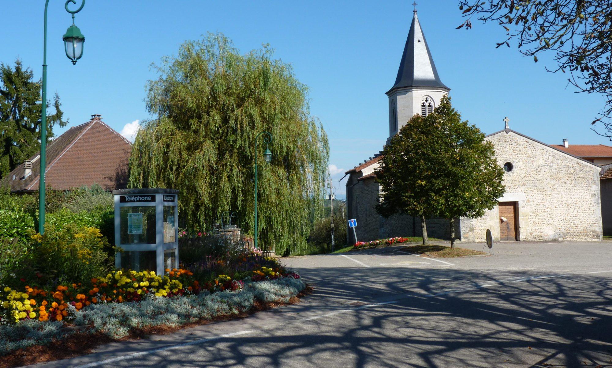 Saint-Éloi - AIN