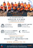 Affiche Unis Cité Ambérieu
